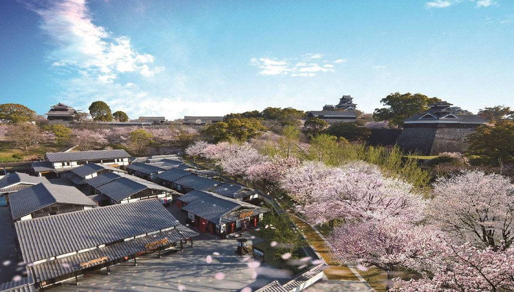 Heavenly nourishment and Onsen in Kyushu