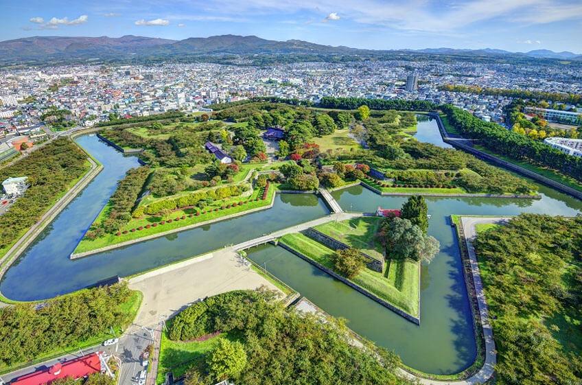 Hokkaido is loaded with enchant