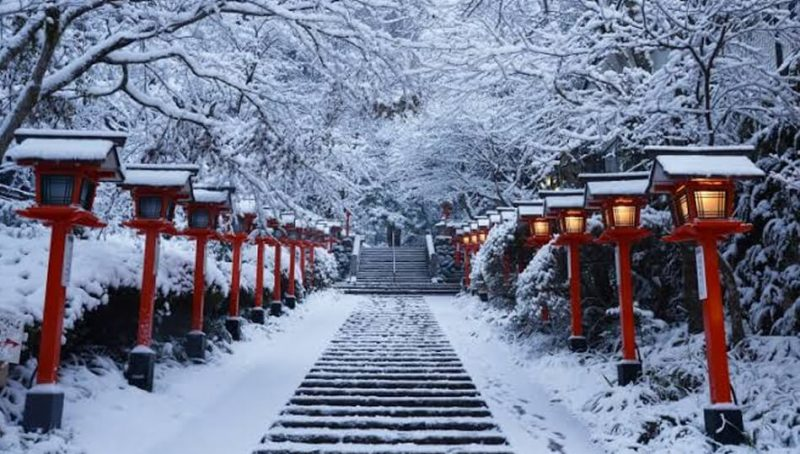 Winter Occasions In Japan